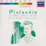 SIBELIUS - Stein - Finlandia, poème symphonique pour orchestre op.26