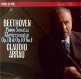 BEETHOVEN - Arrau - Sonate pour piano n°32 op.111