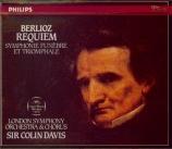 BERLIOZ - Davis - Requiem op.5 (Grande messe des morts)