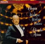 CHOPIN - Arrau - Grande valse brillante n°1 , pour pianoen mi bémol maj