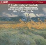 TCHAIKOVSKY - Davis - Sérénade pour orchestre à cordes en ut majeur op.4