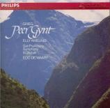 GRIEG - De Waart - Peer Gynt : extraits