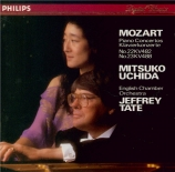 MOZART - Uchida - Concerto pour piano et orchestre n°22 en mi bémol maje