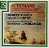 SCHUMANN - Guschlbauer - Concerto pour violoncelle et orchestre en la mi