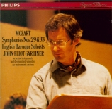 MOZART - Gardiner - Symphonie n°29 en la majeur K.201 (K6.186a)
