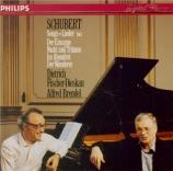 SCHUBERT - Fischer-Dieskau - Auflösung (Mayrhofer), lied pour voix et pi