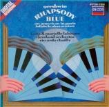GERSHWIN - Chailly - Rhapsody in blue