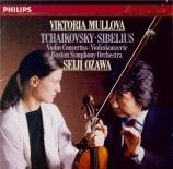 TCHAIKOVSKY - Mullova - Concerto pour violon en ré majeur op.35