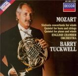MOZART - Tuckwell - Quintette pour cor et cordes en mi bémol majeur K.40