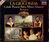 PONCHIELLI - Bartoletti - La Gioconda