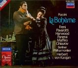 PUCCINI - Karajan - La bohème