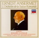 RAVEL - Ansermet - Boléro, ballet pour orchestre en do majeur