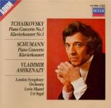 TCHAIKOVSKY - Ashkenazy - Concerto pour piano n°1 en si bémol mineur op