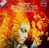 STRAVINSKY - Dutoit - L'oiseau de feu, conte dansé en 2 tableaux, pour o