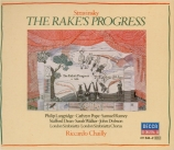 STRAVINSKY - Chailly - The Rake's progress(La carrière d'un libertin)