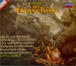 WEBER - Kubelik - Der Freischütz