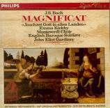 BACH - Gardiner - Magnificat en ré majeur, pour solistes, choeur et orche