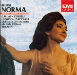BELLINI - Callas - Norma : extraits
