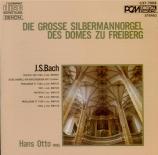 BACH - Otto - Toccata et fugue pour orgue en ré mineur BWV.565 (attribut