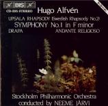 ALFVEN - Järvi - Rhapsodie suédoise n°2 op.24