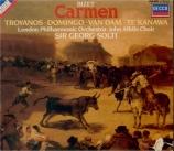 BIZET - Solti - Carmen, opéra comique WD.31