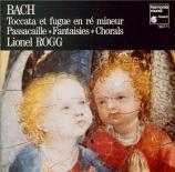 BACH - Rogg - Passacaglia et fugue pour orgue en do mineur BWV.582