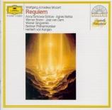MOZART - Karajan - Requiem pour solistes, choeur et orchestre en ré mineu