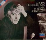 CHOPIN - Ashkenazy - Nocturne pour piano en si bémol mineur op.9 n°1