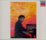CHOPIN - Ashkenazy - Deux polonaises pour piano op.26