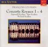 COUPERIN - Kuijken - Concerts royaux : premier concert