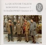 BORODINE - Talich Quartet - Quatuor à cordes n°2