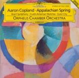 COPLAND - Orpheus Chamber - Appalachian spring