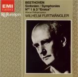 BEETHOVEN - Furtwängler - Symphonie n°1 op.21