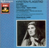 WAGNER - Flagstad - Airs d'opéras