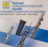 MOZART - Stadlmair - Concerto pour flûte et orchestre n°1 en sol majeur