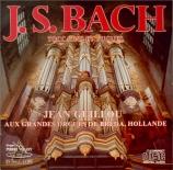 BACH - Guillou - Toccata et fugue pour orgue en ré mineur BWV.565 (attri