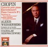 CHOPIN - Weissenberg - Concerto n°1 pour piano et orchestre op.11