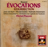ROUSSEL - Plasson - Evocations op.15