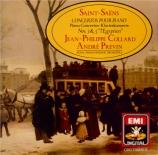 SAINT-SAËNS - Collard - Concerto pour piano n°3 op.29