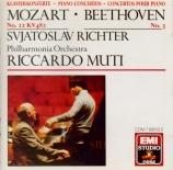 MOZART - Richter - Concerto pour piano et orchestre n°22 en mi bémol maj