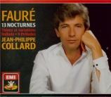FAURE - Collard - Thème et variations pour piano en ut dièse mineur op.7