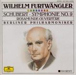 SCHUBERT - Furtwängler - Symphonie n°9 en do majeur D.944 'Grande'