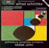 SCHNITTKE - Järvi - Concerto grosso n°4 (Symphonie n°5)