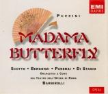 PUCCINI - Barbirolli - Madama Butterfly