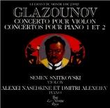 GLAZUNOV - Nasedkin - Concerto pour piano n°1 op.92