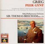 GRIEG - Beecham - Peer Gynt : musique de scène
