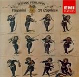 PAGANINI - Perlman - Vingt-quatre caprices pour violon op.1 MS.25