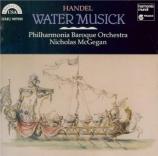 HAENDEL - McGegan - Water Music HWV.348-350