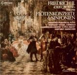 Flötenkonzerte & Sinfonien