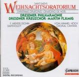 SAINT-SAËNS - Flämig - Oratorio de Noël op.12